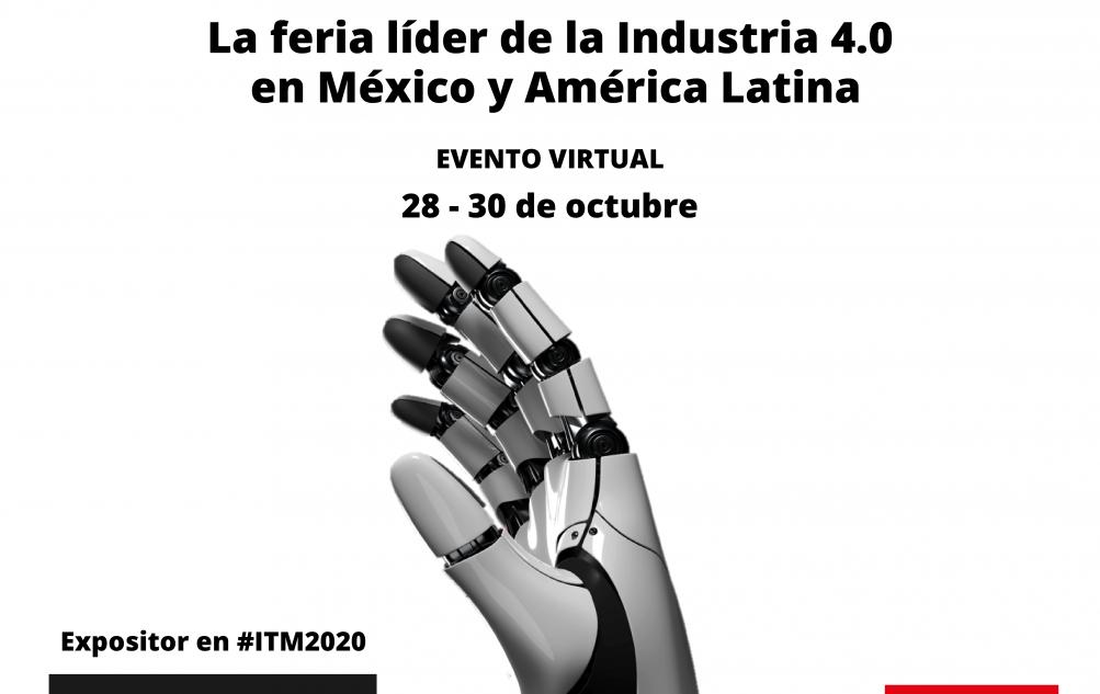 Participación en Industrial Transformation México 2020.