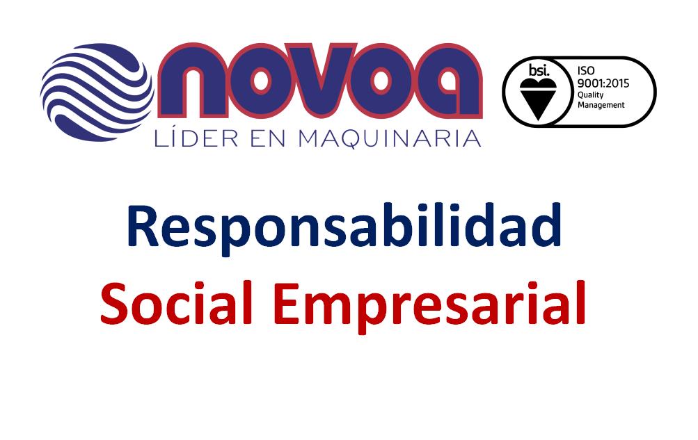 Declaración de compromiso y postulación para la obtención del distintivo como Empresa Socialmente Responsable.