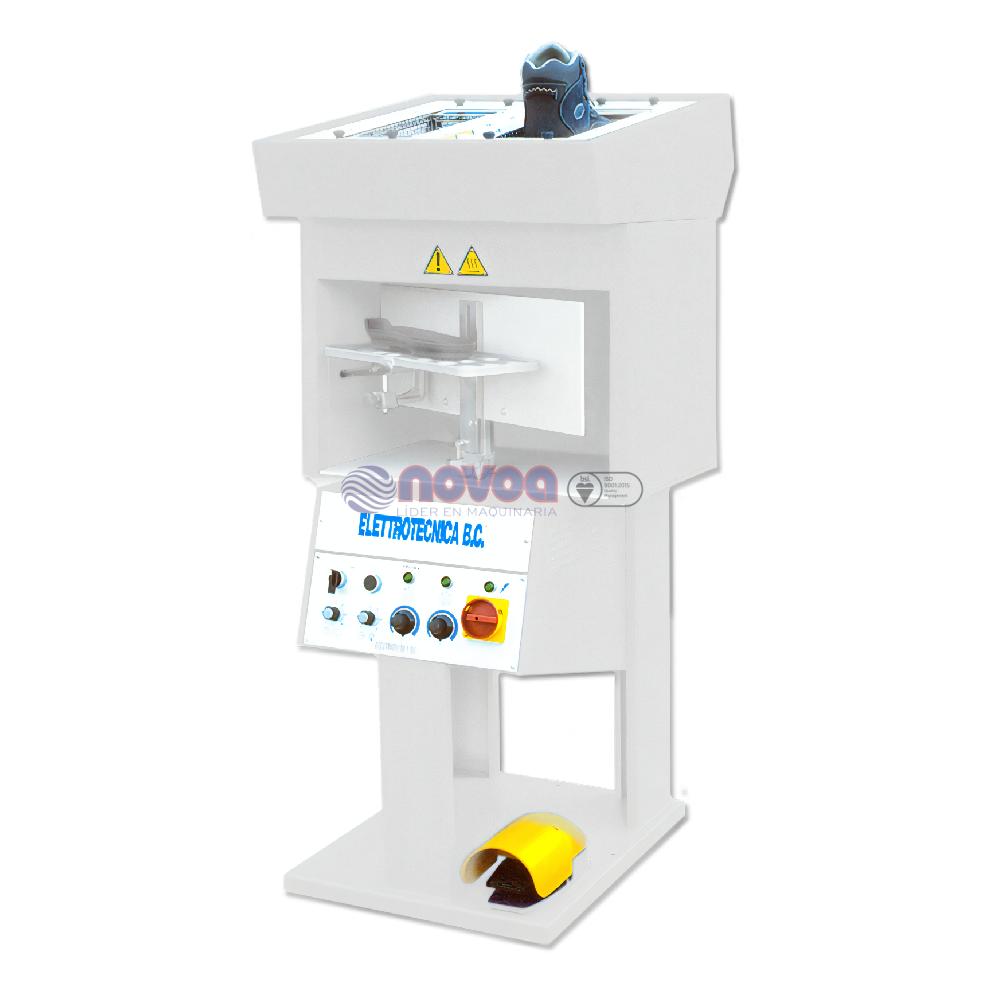 Elettrotecnica BC Mod. 133. Activador de suela con lámpara de cuarzo.