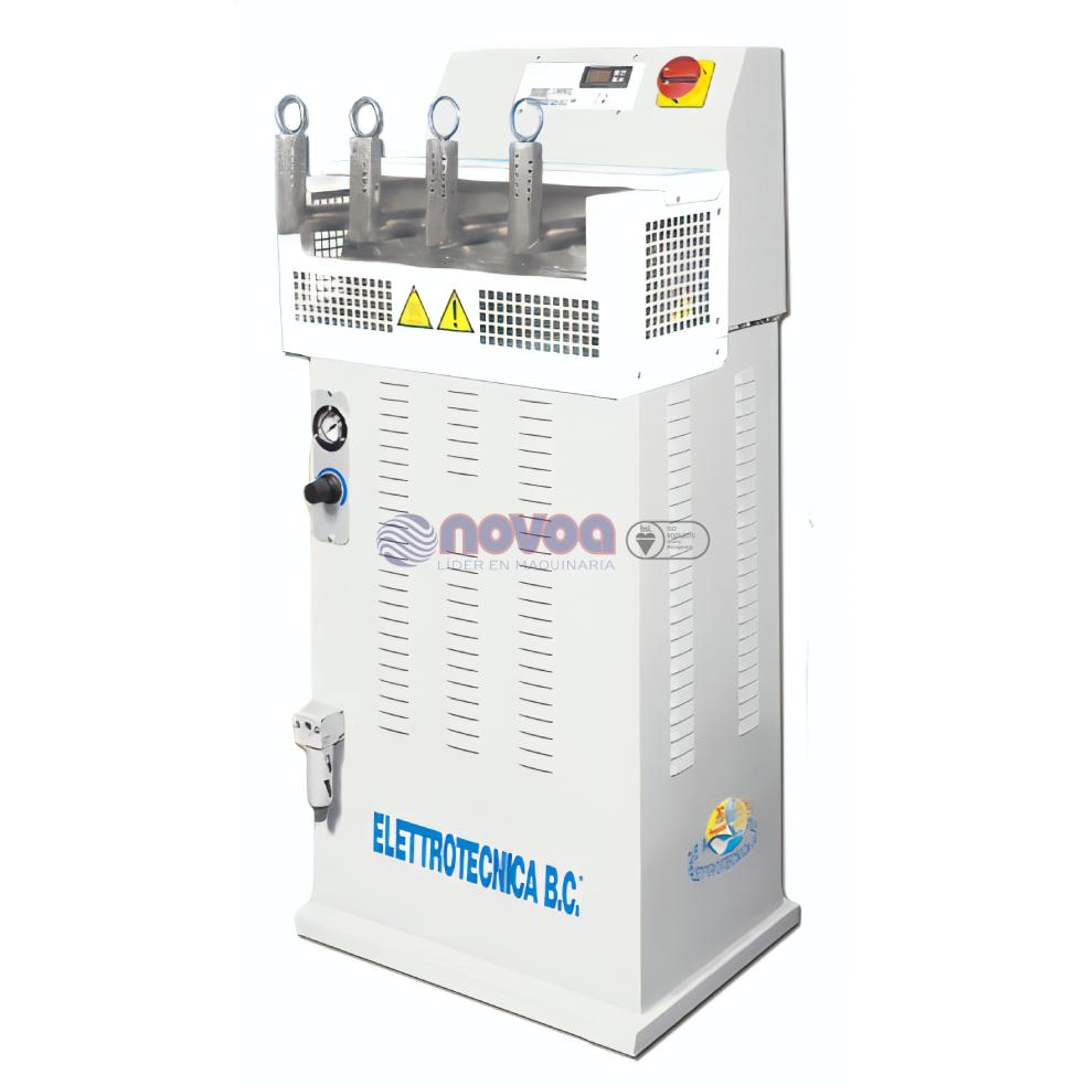Elettrotecnica BC Mod. 232/S. Humedecedor para mocasines.