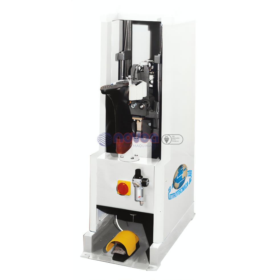 Elettrotecnica BC Mod. 301. Máquina para sacar hormas.