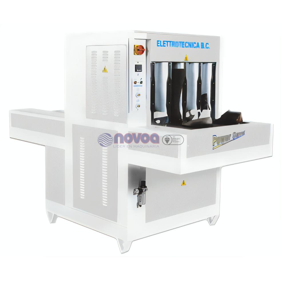 Elettrotecnica BC Mod. 591 PS. Horno envejecedor/planchador de alto resultado para hacer el patrón y para planchar calzado y botas.