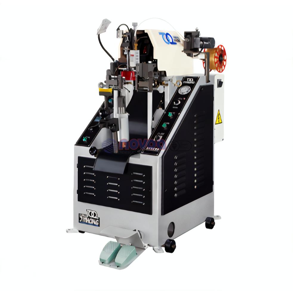 YIHHONG EF-866 - Máquina de montar talón con termoplástico.