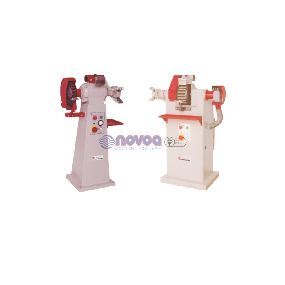 ATOM MB Mod. BD-141 y BD-142 Máquina de asentar calzado.