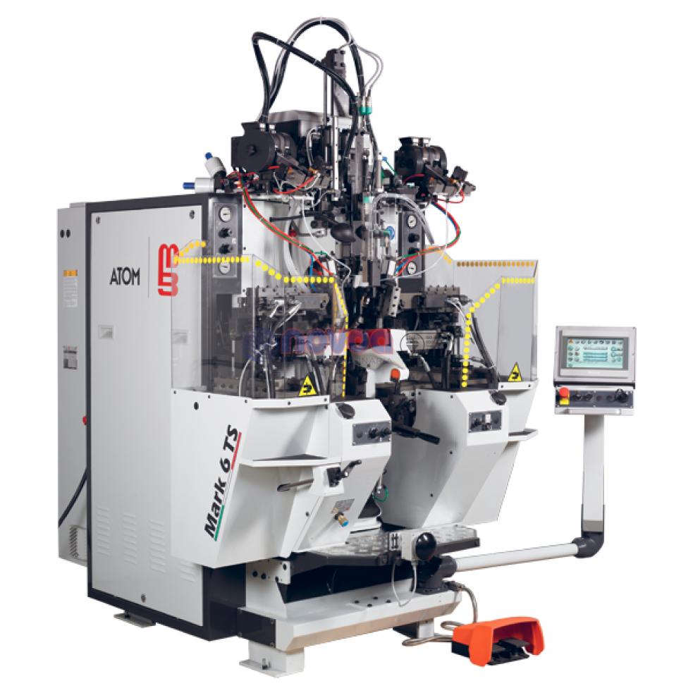 Máquinas para montar talón ATOM MB Mark series.