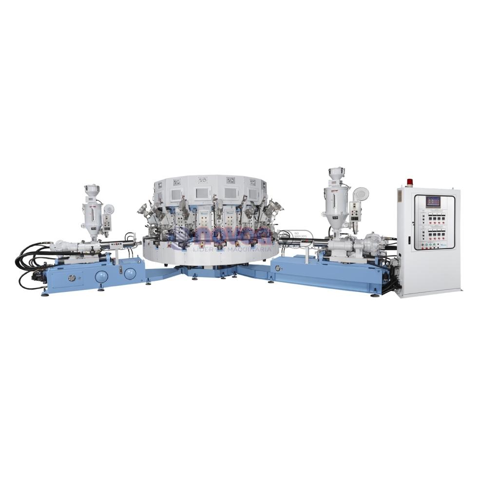 Tienkang TK-996 SERIES Máquina de inyección directa al corte PVC.