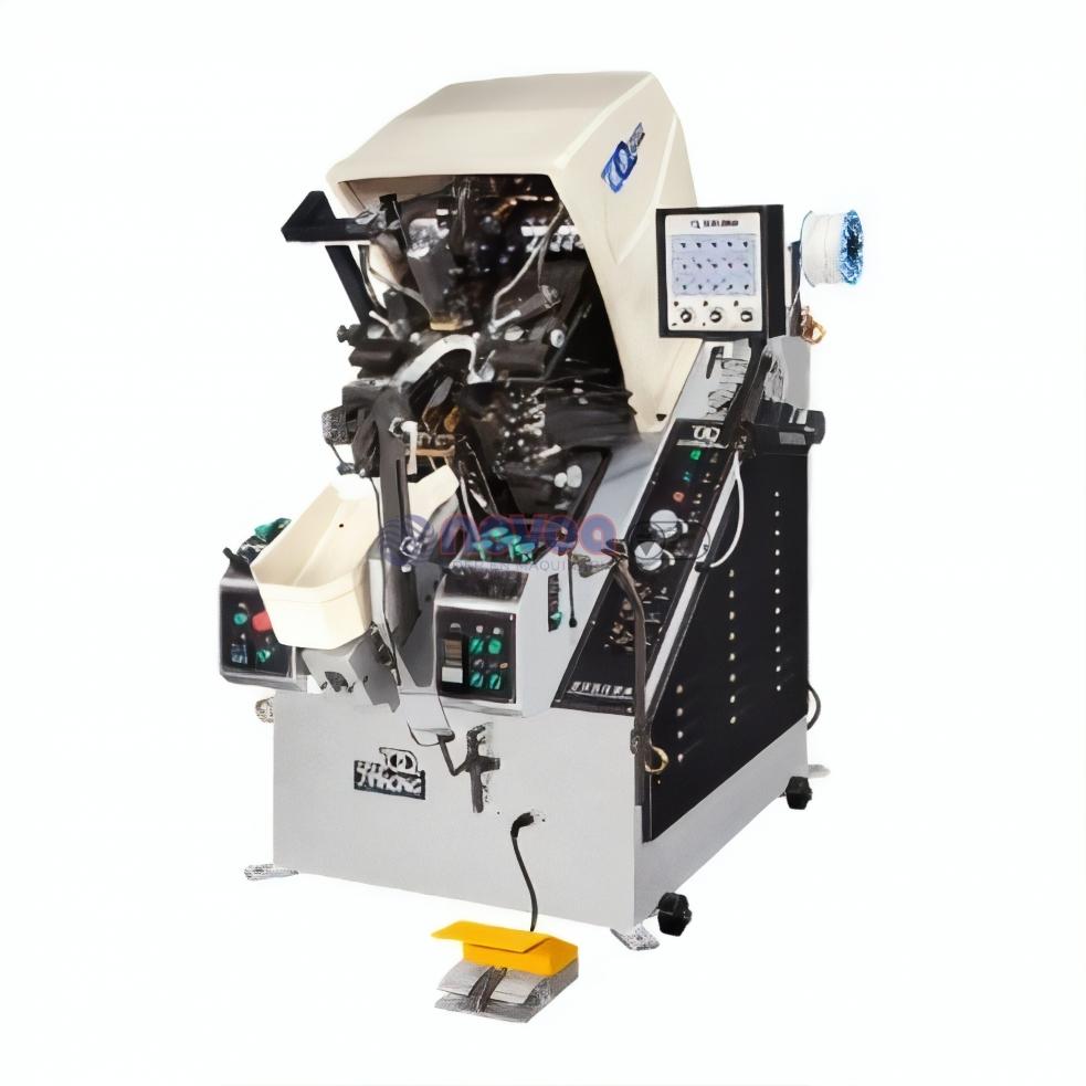 Yihhong EF-868-3MADL. Máquina de montar puntas para Goodyear Welt.
