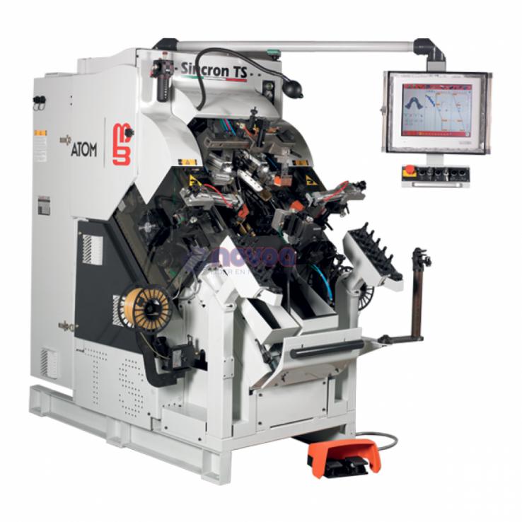 Máquinas de montar ATOM MB. SINCRON SERIES.