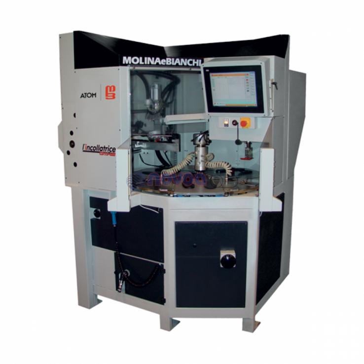 ATOM MB. Máquinas de desbaste, fresado CD Series.
