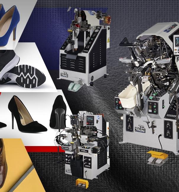 Tecnología para montado de calzado
